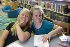 Bailey Library, Q and AJ